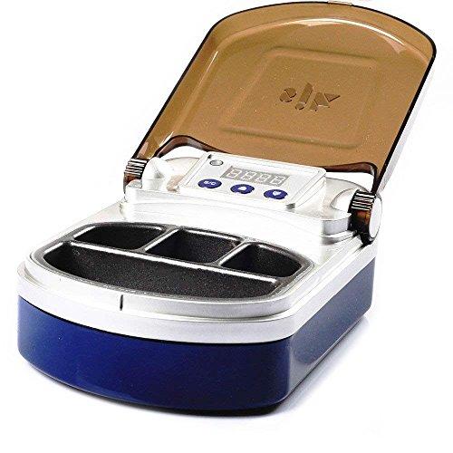 baoshishan jt-27four-pot fundidor de cera dental Lab digital cera analógico salsas olla Control de temperatura automático...