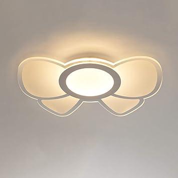 WT-XINGDING Lámpara De Techo LED De Dibujos Animados Lámpara ...