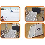 17 Ft Water Fed Extendable Telescopic Window Cleaning Pole