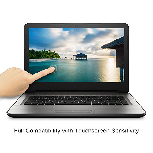 """[2 PACK] FORITO 14"""" Anti Glare Anti Scratch laptop Screen Protector for HP/DELL/Asus/Acer/Sony/Samsung/Lenovo/Toshiba, Display 16:9 by FORITO (Image #3)"""