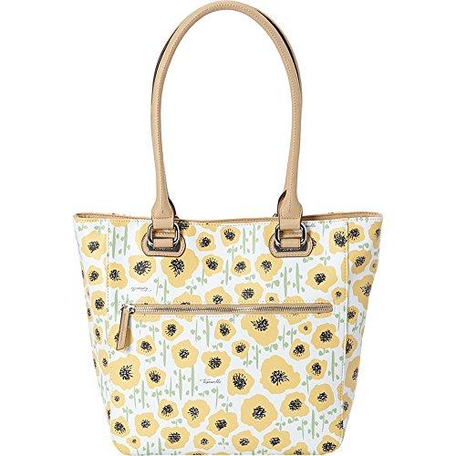 tignanello-perfect-pockets-poppy-print-medium-tote-bag-canary-poppy-one-size