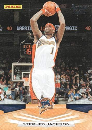 [해외]2009-10 Panini Basketball Artist Proof 257 Stephen Jackson 175199 Warriors / 2009-10 Panini Basketball Artist Proof 257 Stephen Jackson 175199 Warriors
