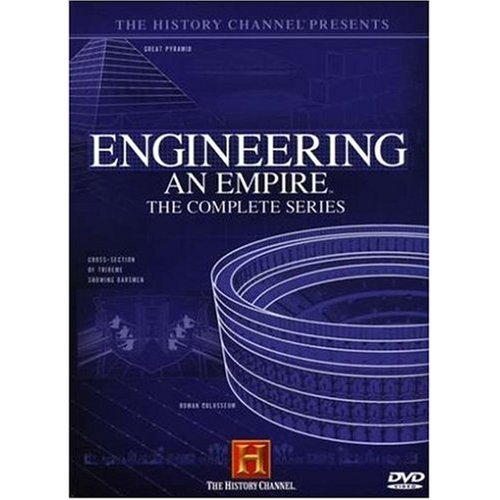 Engineering An Empire, Vol. 6: Egypt [DVD]