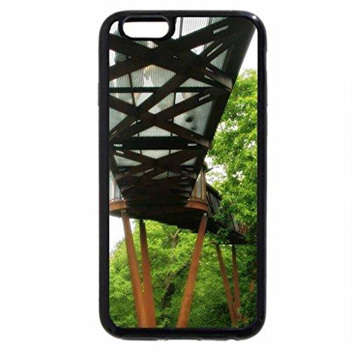 iPhone 6S / iPhone 6 Case (Black) Rhizotron and Xstrata Treetop Walkway