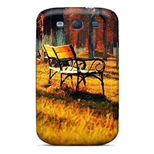 Tpu Case Cover Compatible For Galaxy S3/ Hot Case/ Armenia Yerevan Botanical Garden by mcsharks