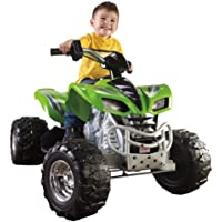 Fisher-Price Kawasaki KFX Ride-On