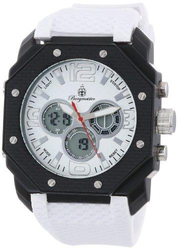 Burgmeister Men's BM901-686 Tokyo Analog-Digital Watch