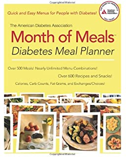 The Ultimate Diabetes Meal Planner: A Complete System for Eating ...