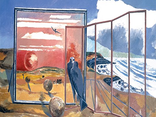 - Masterworks - Tate Gallery - London - Paul Nash - Landscape from a Dream