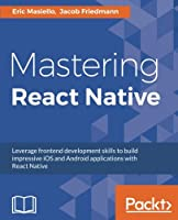Mastering React Native Front Cover