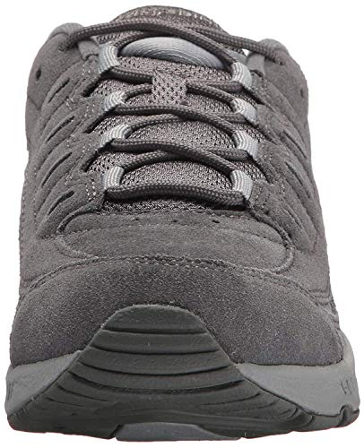 Easy Spirit Women's Romy Sneaker, Grey Suede 060, 6.5