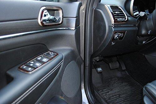 Jeep Grand Cherokee Laredo Limited Interior BURL Wood Dash ...