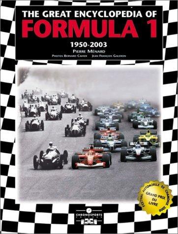 The Great Encyclopedia of Formula 1 by Pierre Menard (2003-12-24) pdf