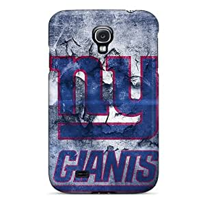 Premium HIn1447ieAz Case With Scratch-resistant/ New York Giants Case Cover For Galaxy S4
