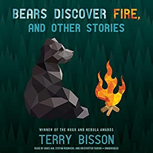 Bears Discover Fire, and Other Stories Audiobook