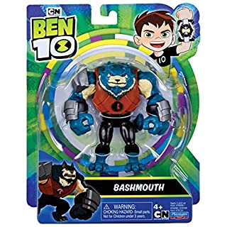 Ben 10 BEN47A10 Action Figure-Evil Alien Bashmouth