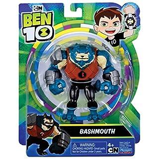 Ben 10 BEN47A10 Action Figure-Evil Alien Bashmouth