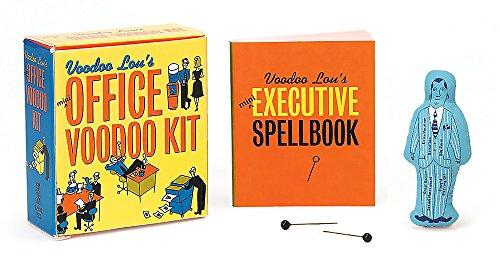 - Mini Office Voodoo Kit (Miniature Editions)