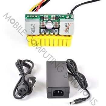 Mini-Box PicoPSU-90 12V DC Input 90 Watt Output + 60W Adapter Power Kit Cyncronix Rating