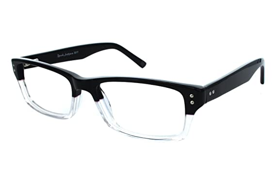 Randy Jackson RJ3017 Mens Eyeglass Frames - Black Crystal at Amazon ...