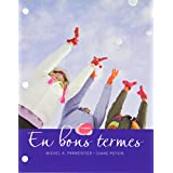 En bons termes, Loose Leaf Version with MyFrenchLab (9th Edition)