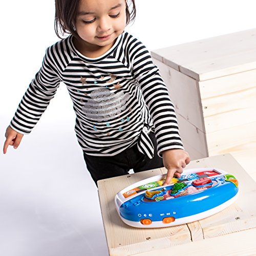 51gHOBlUBWL - Baby Einstein Discover and Play Piano