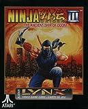 Atari Lynx Ninja Gaiden III