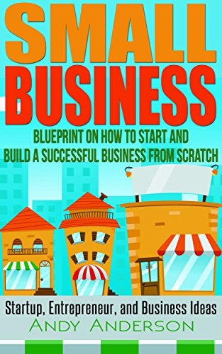 Small Business Blueprint Successful Entrepreneur ebook product image