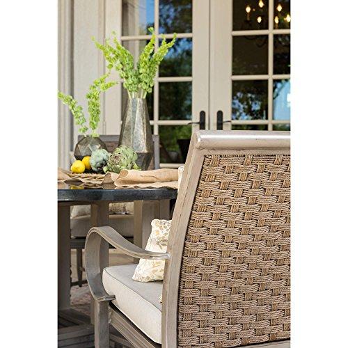 Blue Oak Outdoor Saylor Patio Furniture 5 Piece Dining Set