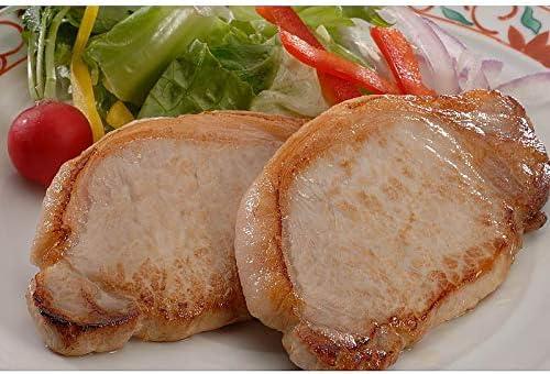 ( 産地直送 お取り寄せグルメ ) 長野県 信州オレイン豚 ロースステーキ 100g×3