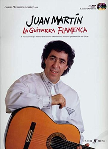 Flamenco Series - La Guitarra Flamenca: A Video Series of 6 Lessons with Music Tablature and Notation Presented on Two DVDs, Book & 2 DVDs (Faber Edition)