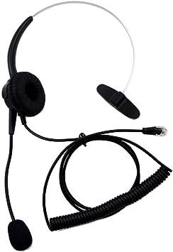 Lucent 2410 2420 5410 5420 5610 5620 New T400 Headset Headphone For AVAYA