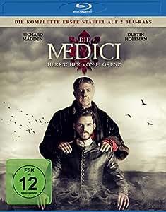 Die Medici - Herrscher von Florenz - Staffel 1 [Alemania] [Blu-ray]
