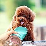 MalsiPree Dog Water Bottle, Leak Proof Portable