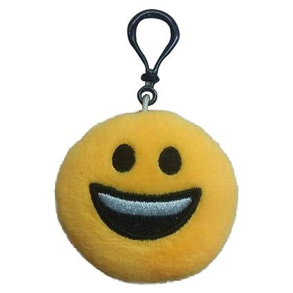 foreveryang 6 cm Cute Mini con forma de emoticono suave ...