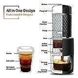 STARESSO Portable Espresso Machine - Manual