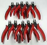 Hakko Chp170 Bulk Pack 10 pack Micro Cutter, Clean Cut, 16 AWG