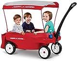 Radio Flyer Triple Play Wagon  sc 1 st  Amazon.com & Amazon.com: Radio Flyer Wagon Canopy: Toys u0026 Games