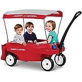 Radio Flyer Triple Play Wagon