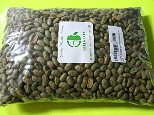 Edamame, Roasted & Lighly Salted Green Soybean , 2lbs ()