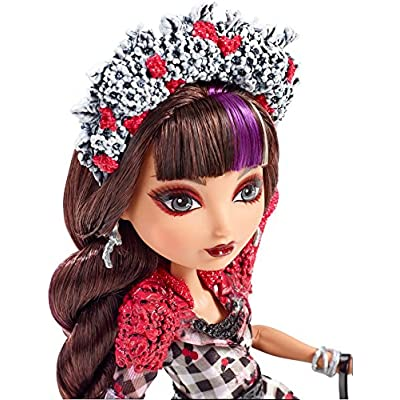 Ever After High Spring Unsprung Cerise Hood Doll: Toys & Games