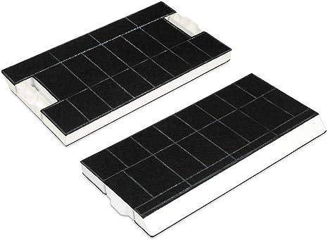 Filtro de carbón activo adecuado para campana extractora Bosch BSHG 00434229 DHZ4506, Siemens LZ45501, Neff Z5144X1, Z5144X5, Constructa CZ5144X5, Gaggenau KF280002 KF280001.) : Amazon.es: Grandes electrodomésticos