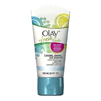 P & G Olay Fresh Effects Deep Scrub, 5 oz Anti Aging Cream/Serum 1oz/30ml EyeFive