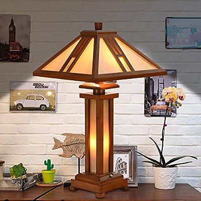 Cloud Mountain Tiffany Style Table Lamp Desk Lamp Home Decor Lighting