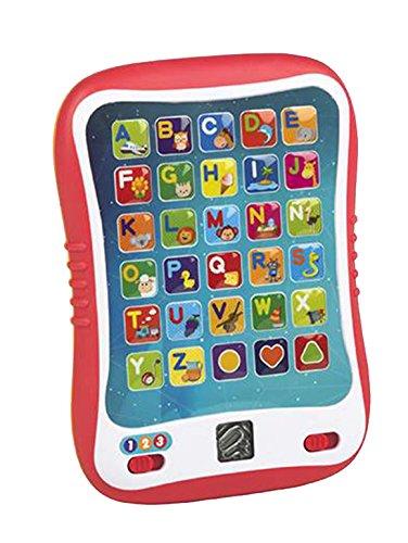 Winfun Tableta educativa con luz  sonidos español ColorBaby
