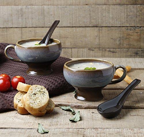 Flat Soup Bowl - 9