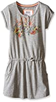 Levi's Girls' Cotton Short Sleeve Knit D...