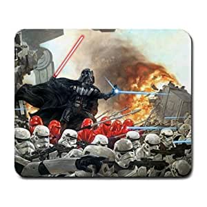 Star Wars Funny & Cute Rectangle Mouse Pad Joie 146
