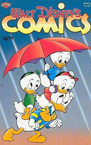 Download Walt Disney's Comics and Stories #667 pdf epub
