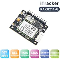RAKWireless RAK8211-G GPRS Sensor Node and GPRS M35 iTracker Module BLE+GPRS+GPS+Sensors GPRS All In One IoT Module